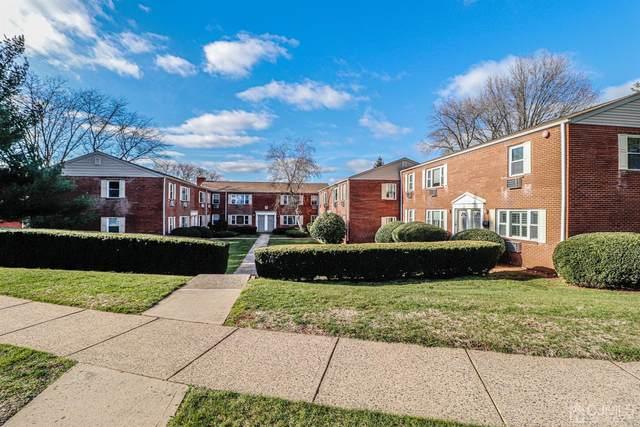 72 Fox Road #8, Edison, NJ 08817 (MLS #2108768) :: Gold Standard Realty
