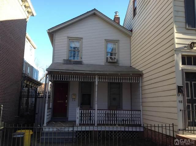 116 Jackson Street, Trenton, NJ 08611 (MLS #2110587) :: RE/MAX Platinum