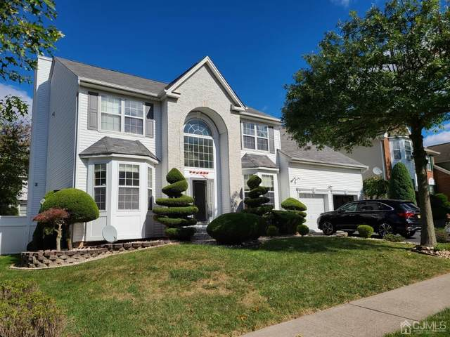 29 Morning Glory Lane, Edison, NJ 08820 (MLS #2111079) :: The Sikora Group