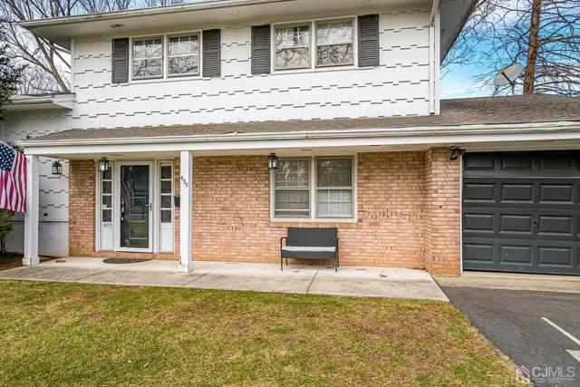 455 Wakefield Drive, Metuchen, NJ 08840 (MLS #2111742) :: William Hagan Group