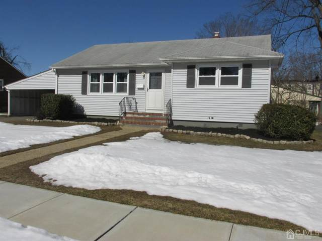 45 Clipper Avenue, Edison, NJ 08817 (MLS #2112562R) :: William Hagan Group