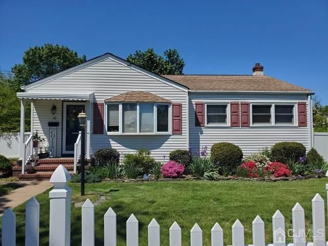 30 Fisher Avenue, Middlesex, NJ 08846 (MLS #2116937R) :: Kay Platinum Real Estate Group