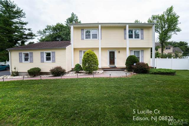 5 Lucille Court, Edison, NJ 08820 (MLS #2117137R) :: Parikh Real Estate