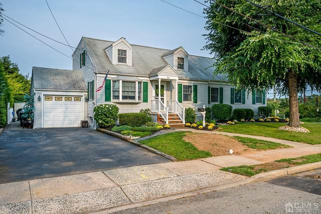 4 Michael Drive, Metuchen, NJ 08840 (#2203970R) :: Rowack Real Estate Team
