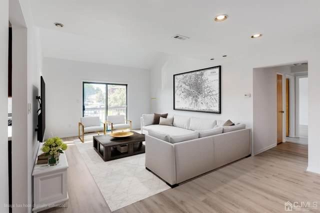 G Beverly Hill Terrace #1207, Woodbridge Proper, NJ 07095 (MLS #2205289R) :: Gold Standard Realty