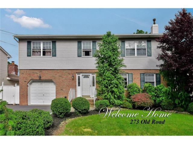 273 Old Road, Sewaren, NJ 07077 (MLS #1719736) :: The Dekanski Home Selling Team