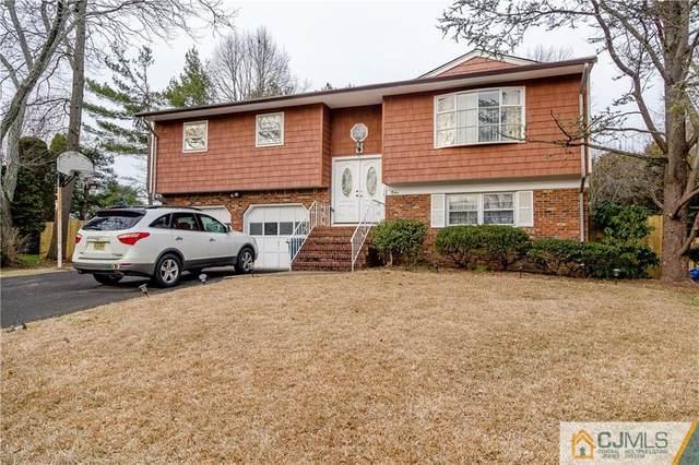 12 Crest Road, East Brunswick, NJ 08816 (MLS #2010486) :: The Dekanski Home Selling Team