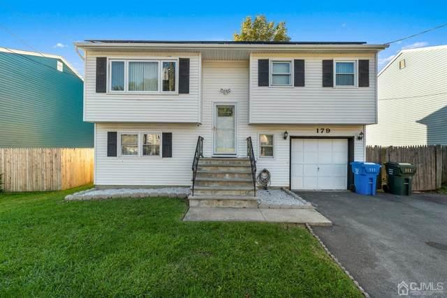 179 Borman Avenue, Avenel, NJ 07001 (MLS #2105282) :: The Sikora Group