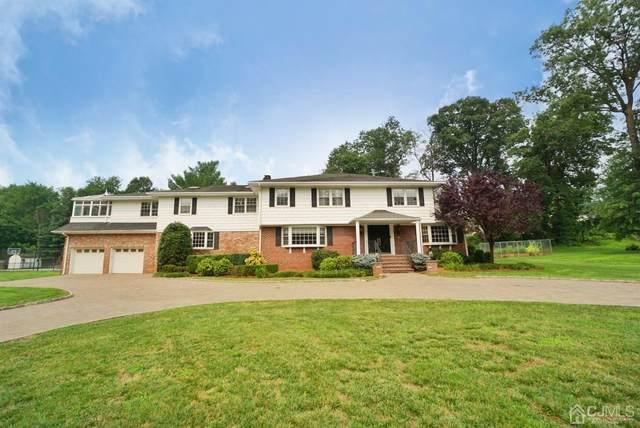 15 Parson Place, Colonia, NJ 07067 (MLS #2119308R) :: Kiliszek Real Estate Experts