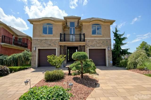 21 Donatello Court, South Brunswick, NJ 08852 (#2200854R) :: Rowack Real Estate Team