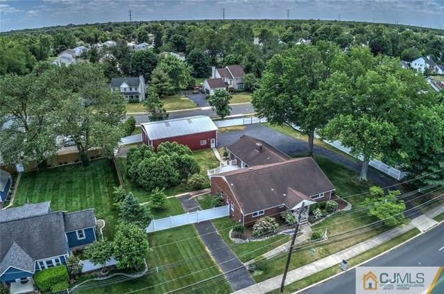 19 Kingston Lane, South Brunswick, NJ 08852 (#2150336M) :: Rowack Real Estate Team