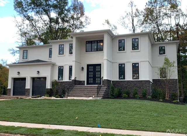 6 Woodside Court, Edison, NJ 08820 (MLS #2103526) :: The Sikora Group