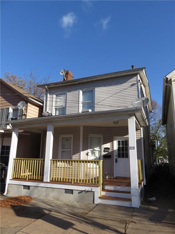 223 Baldwin Street, New Brunswick, NJ 08901 (MLS #1827714) :: The Dekanski Home Selling Team