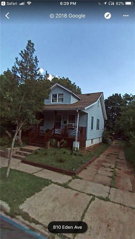 810 Eden Avenue, Highland Park, NJ 08904 (#1827961) :: Daunno Realty Services, LLC