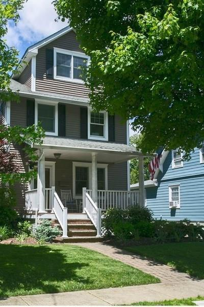 12 Sylvan Avenue, Metuchen, NJ 08840 (MLS #1926900) :: REMAX Platinum