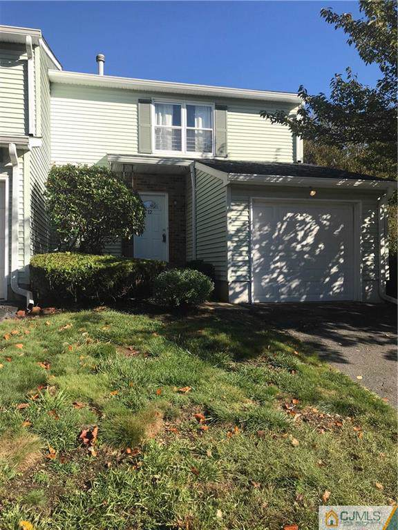 12 Jennifer Drive #90, Jamesburg, NJ 08831 (MLS #2005765) :: REMAX Platinum