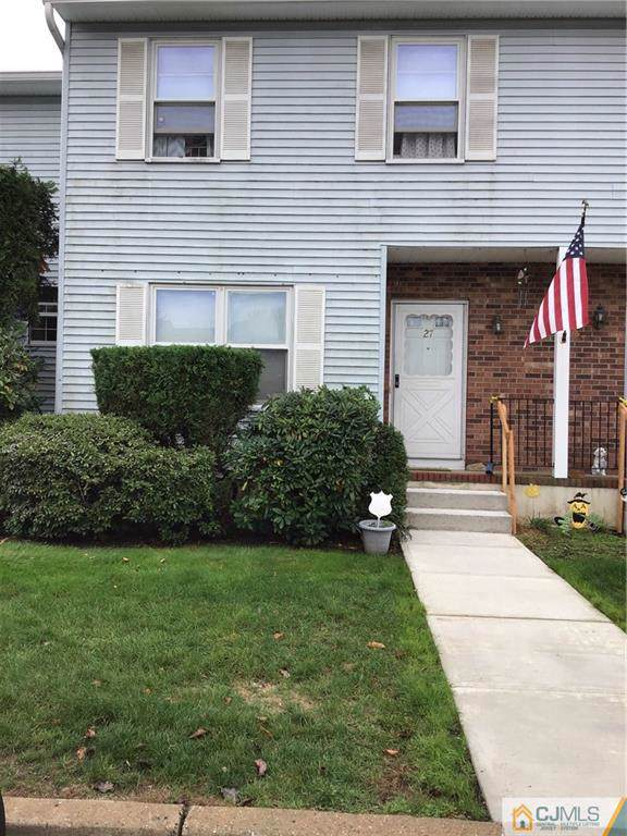 27 Hemlock Drive #242, Jamesburg, NJ 08831 (MLS #2005937) :: REMAX Platinum