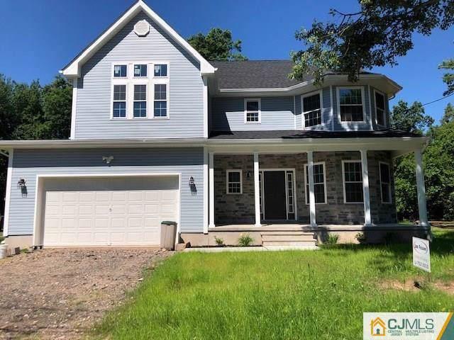 1422 Greenwood Drive, Piscataway, NJ 08854 (#2007861) :: Daunno Realty Services, LLC
