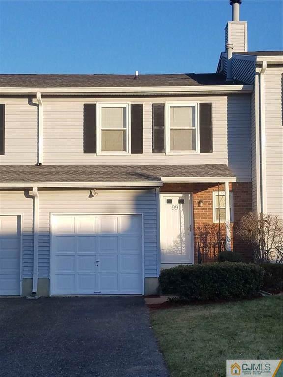 99 Brookview Circle #209, Jamesburg, NJ 08831 (MLS #2008999) :: The Dekanski Home Selling Team