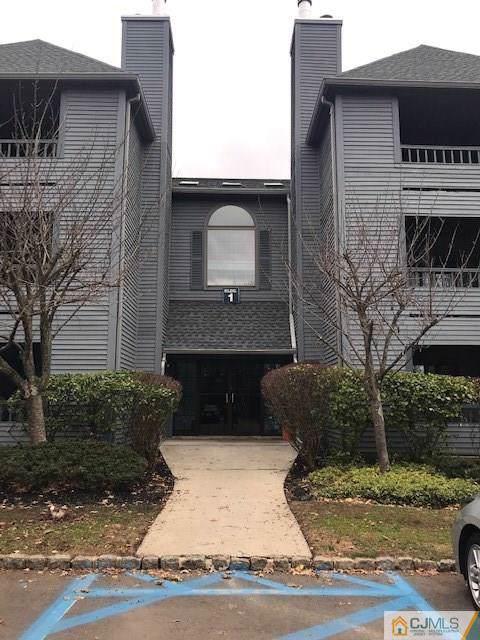 106 Woodhaven Drive #106, Edison, NJ 08817 (#2010711) :: Proper Estates