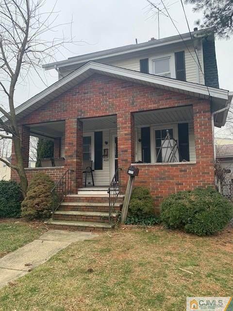 405 E Milton Avenue, Rahway, NJ 07065 (#2012061) :: Daunno Realty Services, LLC
