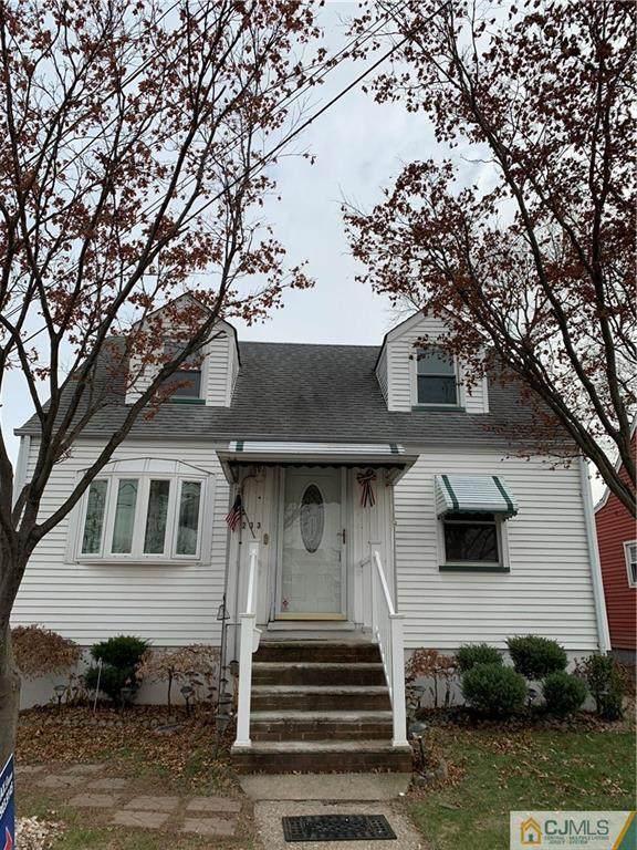 233 Clinton Street, Woodbridge Proper, NJ 07095 (MLS #2015787) :: The Premier Group NJ @ Re/Max Central