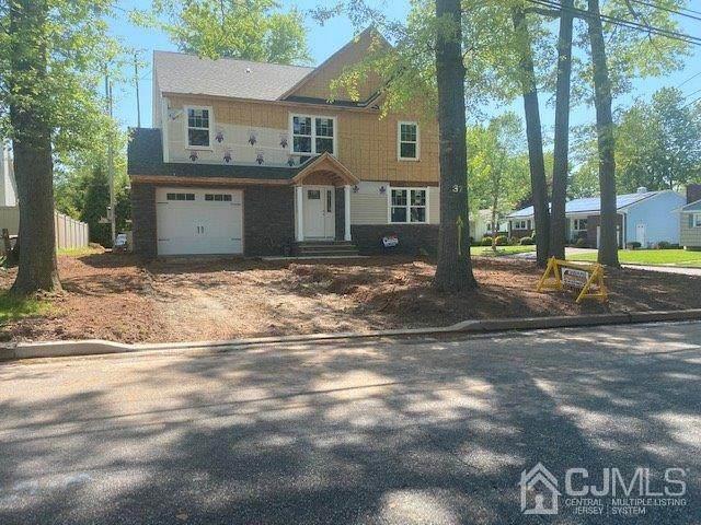 37 Elm Street, Colonia, NJ 07067 (MLS #2017331) :: The Raymond Lee Real Estate Team