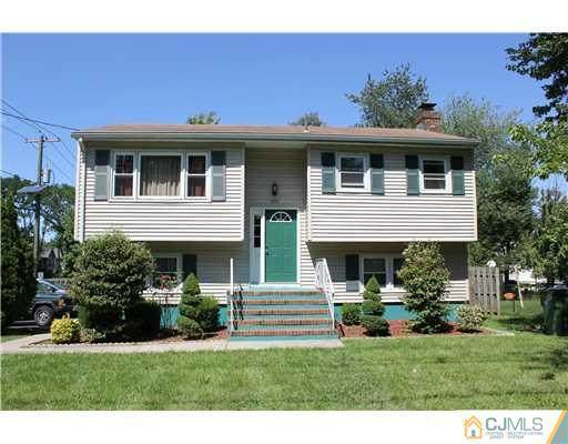896 Inman Avenue, Edison, NJ 08820 (MLS #2017356) :: The Raymond Lee Real Estate Team