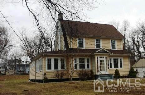1030 Sherman Avenue, Plainfield, NJ 07063 (MLS #2100126) :: The Sikora Group