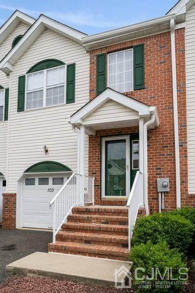 103 Heron Court, Manalapan, NJ 07726 (MLS #2100139) :: Rob Sago Home Group