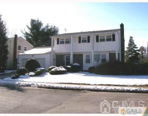 105 E Beechwood Avenue, Edison, NJ 08837 (MLS #2100502) :: Halo Realty