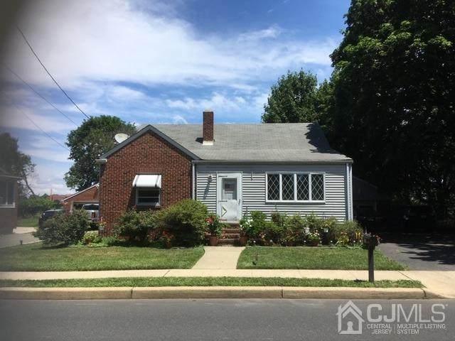 210 Summerhill Road, East Brunswick, NJ 08816 (MLS #2100904) :: The Sikora Group