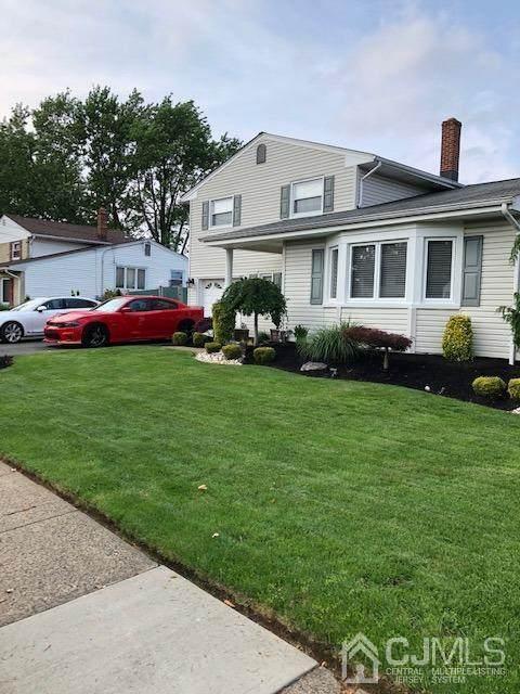 21 Flagstone Drive #84, Port Reading, NJ 07064 (MLS #2106021) :: The Dekanski Home Selling Team