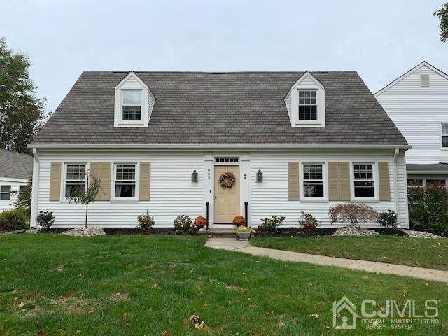 98 Glenwood Lane A, Monroe, NJ 08831 (MLS #2106926) :: Kiliszek Real Estate Experts