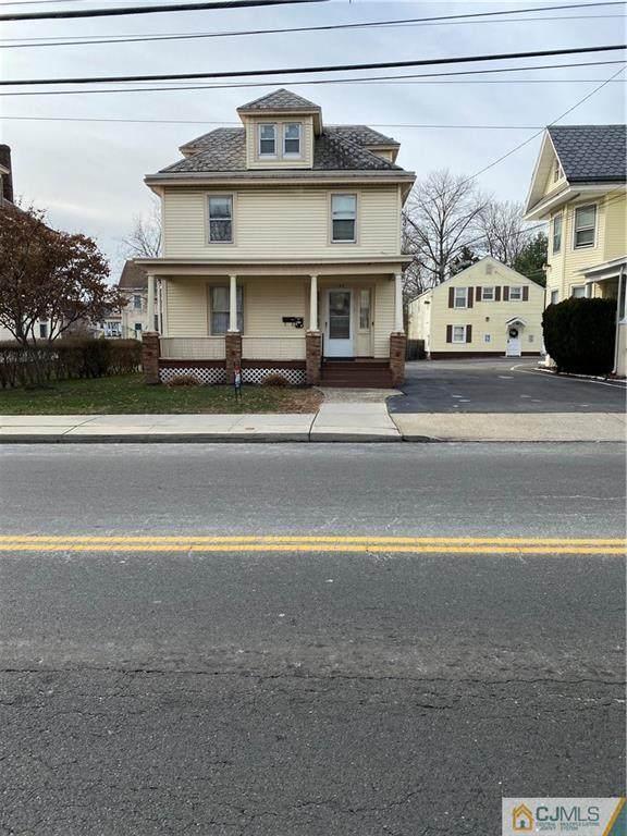 148 N Main Street, Milltown, NJ 08850 (MLS #2107497) :: RE/MAX Platinum