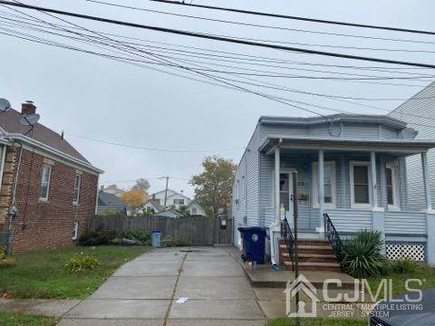 350 Thomas Street, Perth Amboy, NJ 08861 (MLS #2107707) :: William Hagan Group