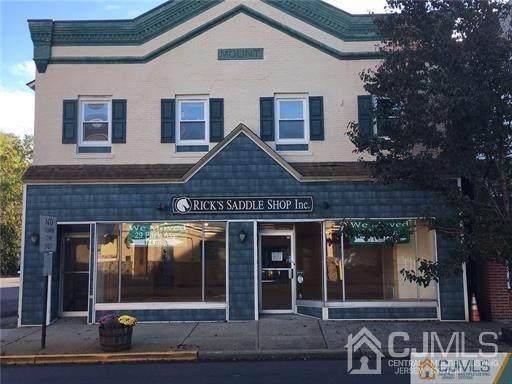 40 N Main St Street, Englishtown, NJ 07726 (MLS #2107868) :: RE/MAX Platinum