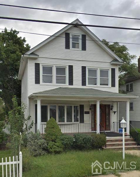 198 Strawberry Hill Avenue, Woodbridge Proper, NJ 07095 (MLS #2108271) :: William Hagan Group