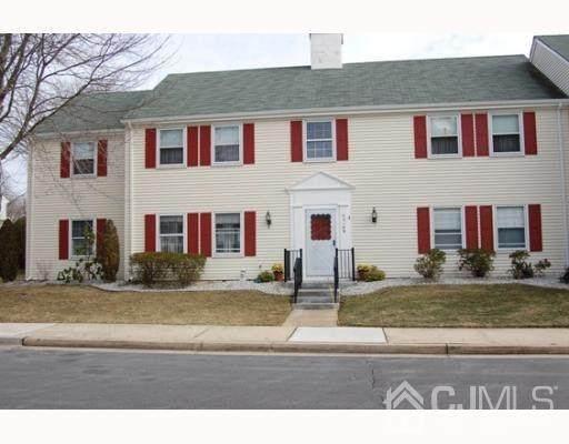 316 Sharon Way 316B, Monroe, NJ 08831 (MLS #2110662) :: REMAX Platinum
