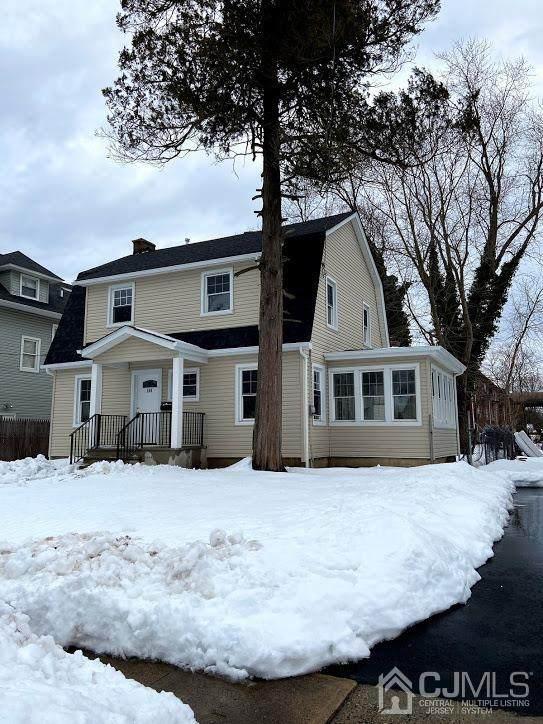 1101 W 6th Street, Plainfield, NJ 07063 (MLS #2112763R) :: The Sikora Group