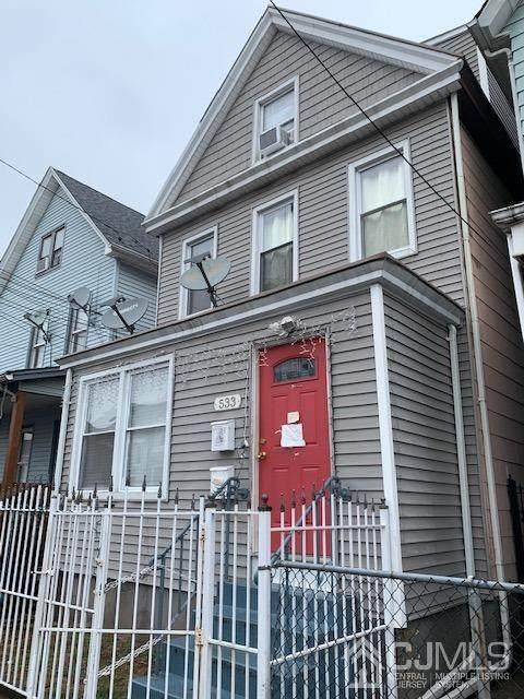 533 Marshall Street, Elizabeth, NJ 07206 (MLS #2113025R) :: Provident Legacy Real Estate Services, LLC