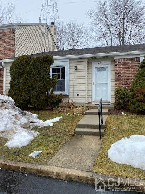 239 Chaucer Court, Old Bridge, NJ 08857 (MLS #2113310R) :: Kiliszek Real Estate Experts