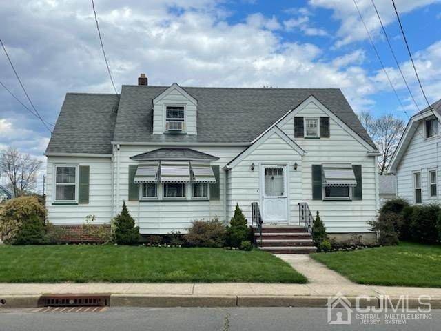 110 Liberty Street, Fords, NJ 08863 (MLS #2115694R) :: The Michele Klug Team | Keller Williams Towne Square Realty