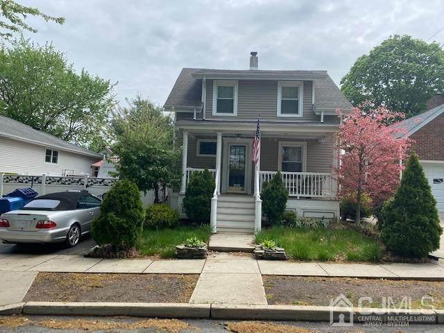 133 Barnard Street, Highland Park, NJ 08904 (MLS #2116628R) :: William Hagan Group