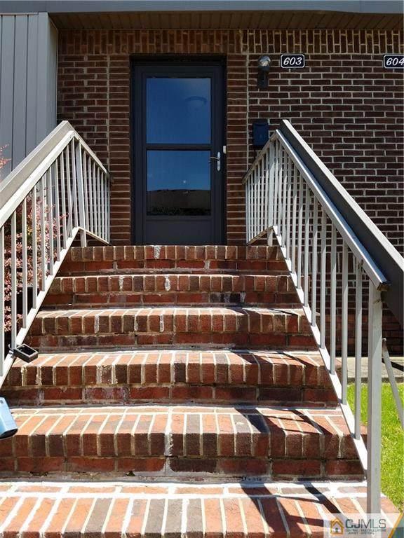 603 Maple Hill Terrace #603, Woodbridge Proper, NJ 07095 (MLS #2116856R) :: Kiliszek Real Estate Experts