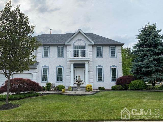 2 Kayann Drive, South Brunswick, NJ 08810 (#2118358R) :: Rowack Real Estate Team