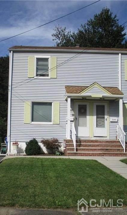 533 Olive Place, Woodbridge Proper, NJ 07095 (#2119184R) :: Rowack Real Estate Team
