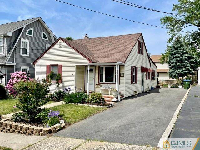 67 Dartmouth Street, Edison, NJ 08837 (MLS #2150565M) :: Gold Standard Realty