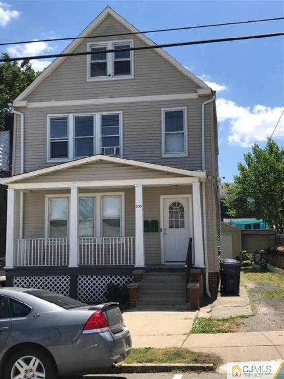 339 Paderewski Avenue, Perth Amboy, NJ 08861 (MLS #2150583M) :: Gold Standard Realty