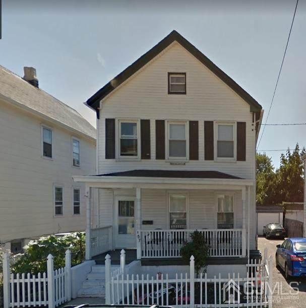 157 Gordon Street, Perth Amboy, NJ 08861 (MLS #2205820R) :: Halo Realty